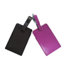 13106 Portable PU Luggage Tag