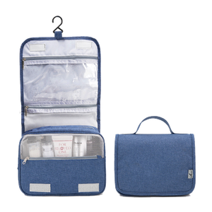 16280B Portable Water-Resistant Travel Hanging Toiletry Bag