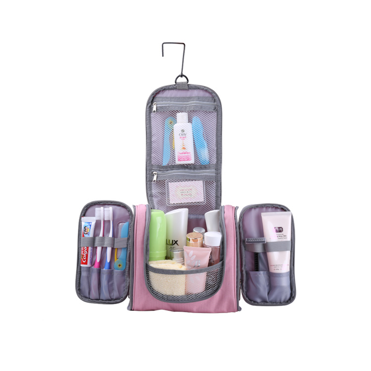 13549 Polyester Functional Toiletry Bag