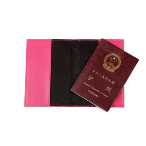 13594 RFID paper Passport Holder