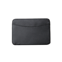 13625 Protective PU Card Holder