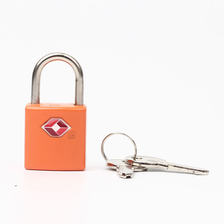 13311B High Quality Mini TSA Travel Key Padlock