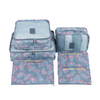 13567A Lightweight Storage Mesh Water-Resistant Foldable Travel Bag Packing Cube Set
