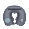 13405ZM New Inflatable Plane Double Inflatable Travel Pillow