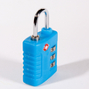 13008 TSA 3-Dial Combination Lock for Luggage