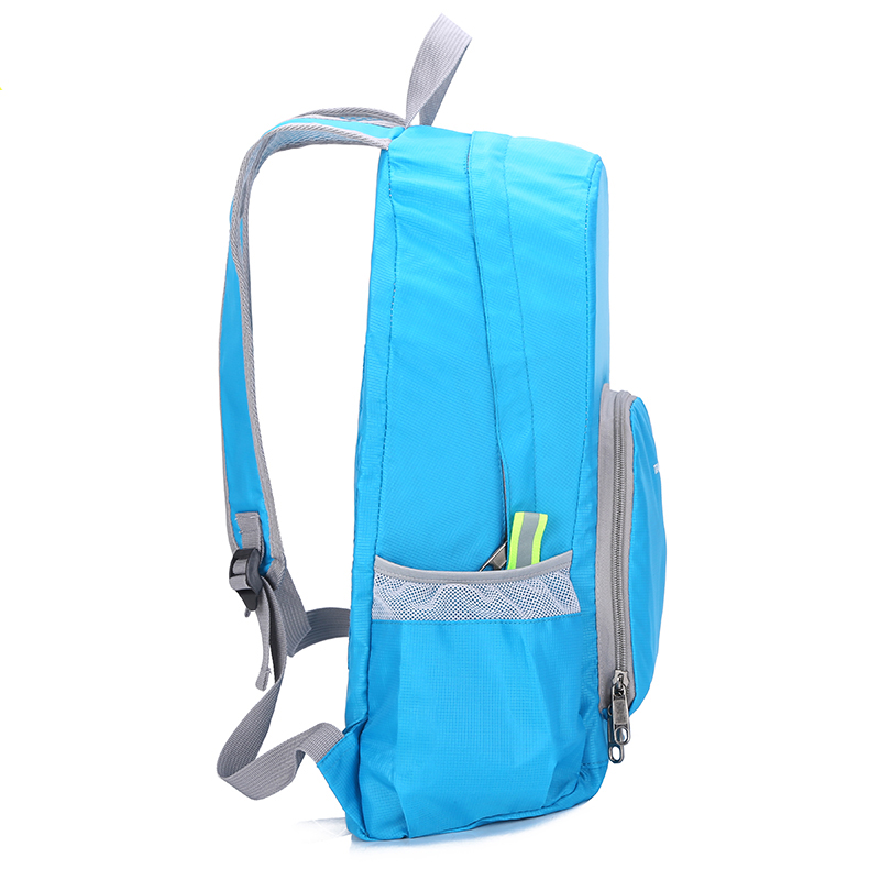 16631 Nylon Or Polyester Customized Foldable Backpack