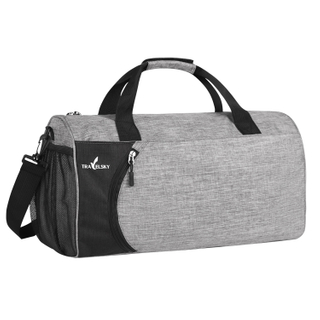 16682 Custom Gym Luggage Duffel Bag Travel Sport with Shoes Compartment