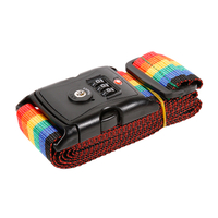 13023 Fashionable TSA Luggage Strap